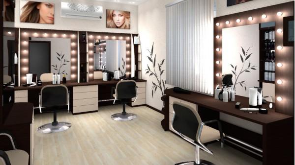 Организация рабочего места в парикмахерской