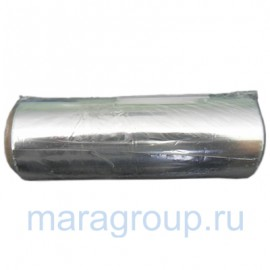 Купить - Фольга алюминиевая для окрашивания волос 16 мкр (25 метров)