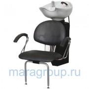 Мойка парикмахерская Аква с креслом Арт