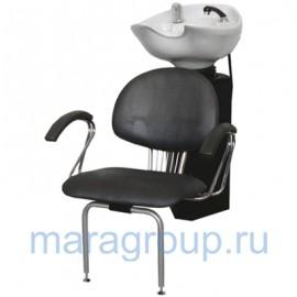 Купить - Мойка парикмахерская Аква с креслом Арт