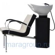 Мойка парикмахерская Аква с креслом Касатка