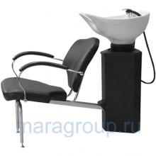 Мойка парикмахерская Аква с креслом Мона