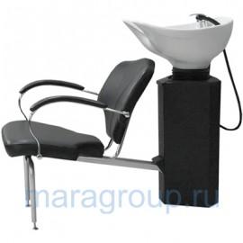 Купить - Мойка парикмахерская Аква с креслом Мона