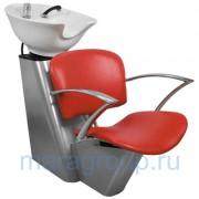 Мойка парикмахерская Байкал с креслом Лира