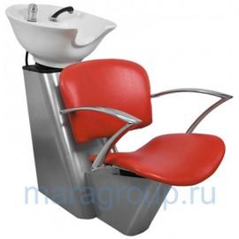 Купить - Мойка парикмахерская Байкал с креслом Лира
