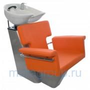 Мойка парикмахерская Байкал с креслом Николь
