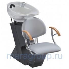 Купить - Мойка парикмахерская Дасти с креслом Арт