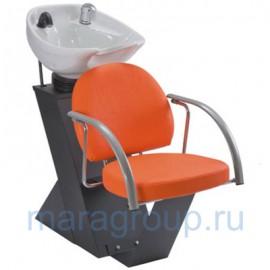Купить - Мойка парикмахерская Дасти с креслом Глория