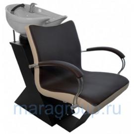 Купить - Мойка парикмахерская Дасти с креслом Касатка