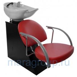 Купить - Мойка парикмахерская Елена с креслом Глория