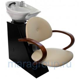 Купить - Мойка парикмахерская Елена с креслом Моника