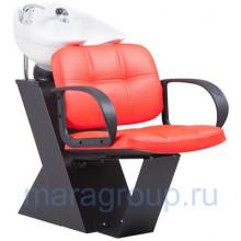 Мойка парикмахерская Дасти с креслом Nuto