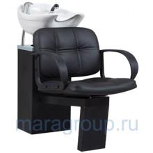 Мойка парикмахерская Сибирь с креслом Nuto