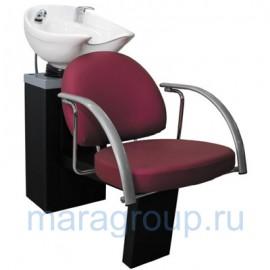 Купить - Мойка парикмахерская Сибирь с креслом Глория