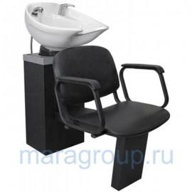 Купить - Мойка парикмахерская Сибирь с креслом Контакт