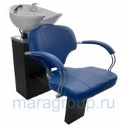 Мойка парикмахерская Сибирь с креслом Мона