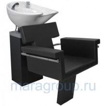 Мойка парикмахерская Сибирь с креслом Николь