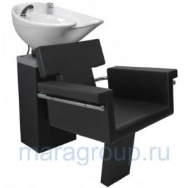 Купить - Мойка парикмахерская Сибирь с креслом Николь