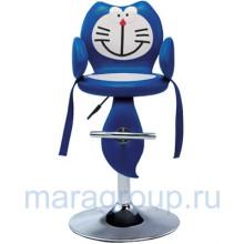 Парикмахерское кресло детское D 04 Кот