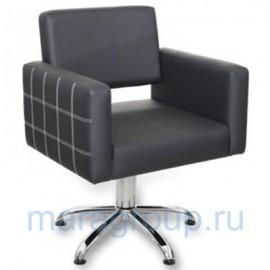 Купить - Кресло парикмахерское Брайтон декор