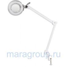 Лампа-лупа люминисцентная на кронштейне (5 диоптрий) Х 01 А