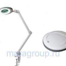 Лампа-лупа светодиодная на кронштейне (5 диоптрий) H 10446