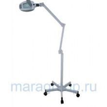 Лампа-лупа светодиодная на штативе (5 диоптрий) Х 05