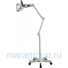 Лампа-лупа светодиодная на штативе (5 диоптрий) Х 06