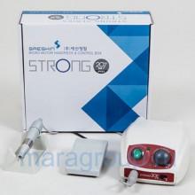 Аппарат для маникюра Strong 207B/H150 (с педалью в коробке)