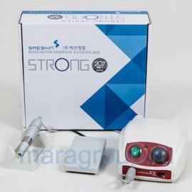 Купить - Аппарат для маникюра Strong 207B/H150 (с педалью в коробке)