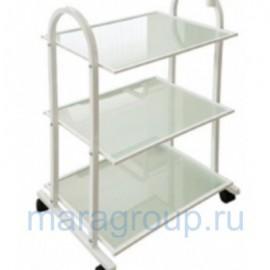 Купить - Тележка косметологическая СП мини (стекло)