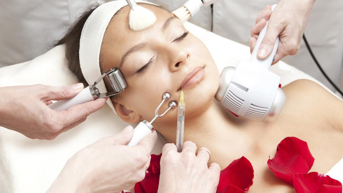 Самые популярные косметические процедуры, проводимые в салонах красоты